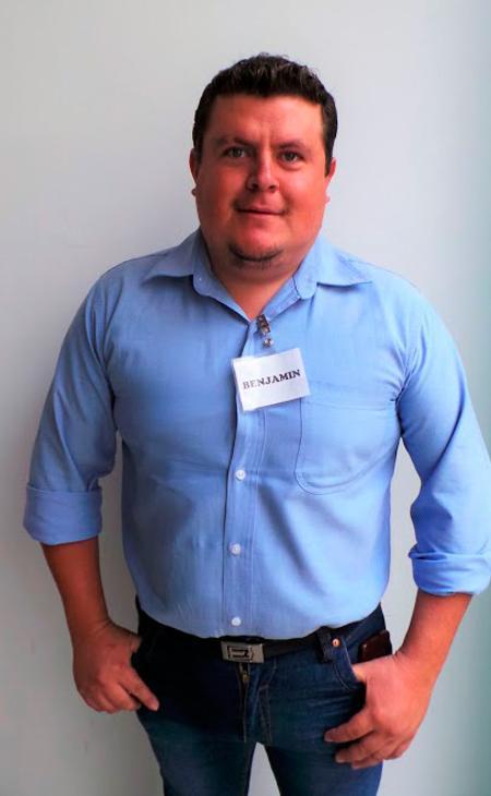 Locutor Mexicano Benjamín