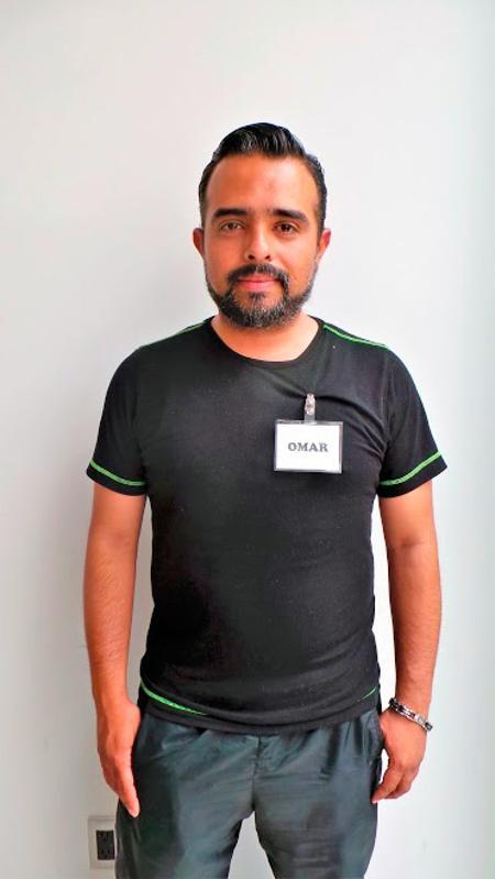 Locutor Mexicano Omar