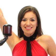 Locutora mexicana Patricia M